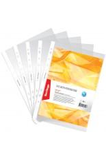 Файлы с перфорацией А4. 20шт. BERLINGO 30мкм, прозрачные, глянцевые (S1030_20)