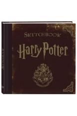 Sketchbook. Гарри Поттер..