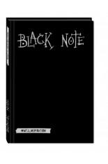Black Note. Креативный блокнот с черными страницами (твердый)..