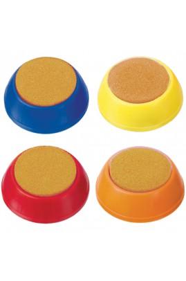 Увлажнитель для пальцев СТАММ круглый, с губкой (УП02)
